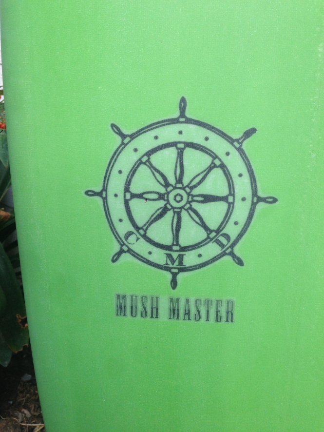 """Mush Master"" the name says it all !"