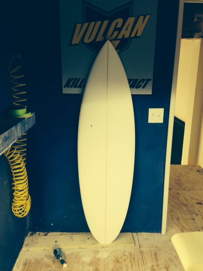 "5'9""... going to be a FCS II 5 fin option..."